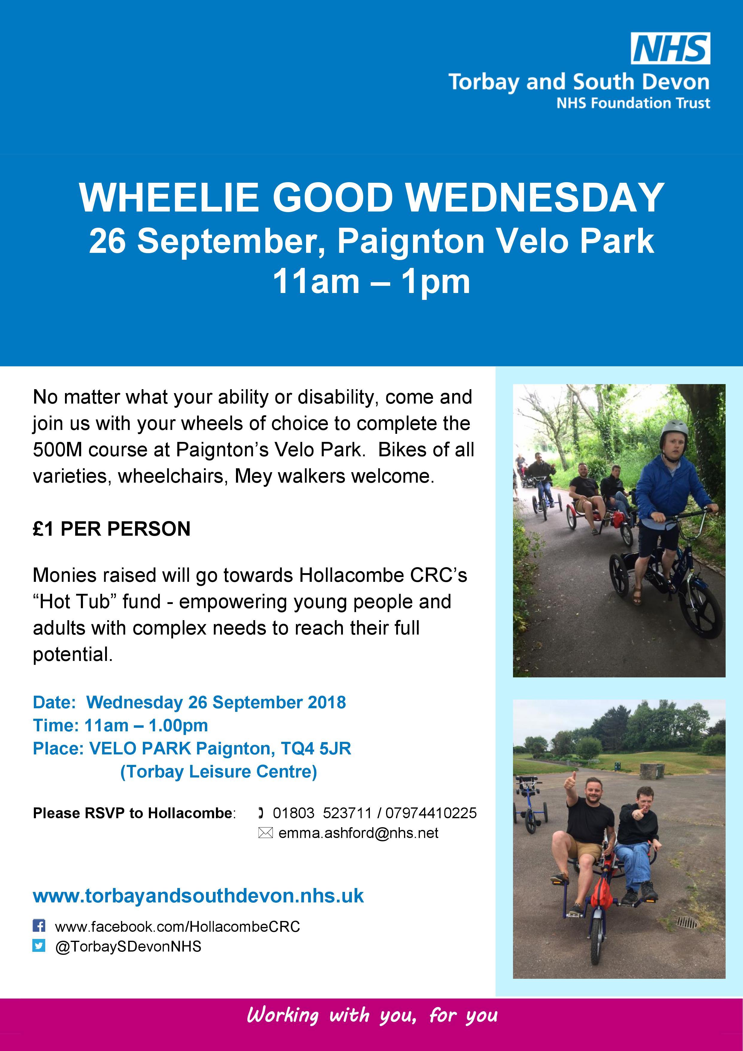 Wheelie Good Wednesday